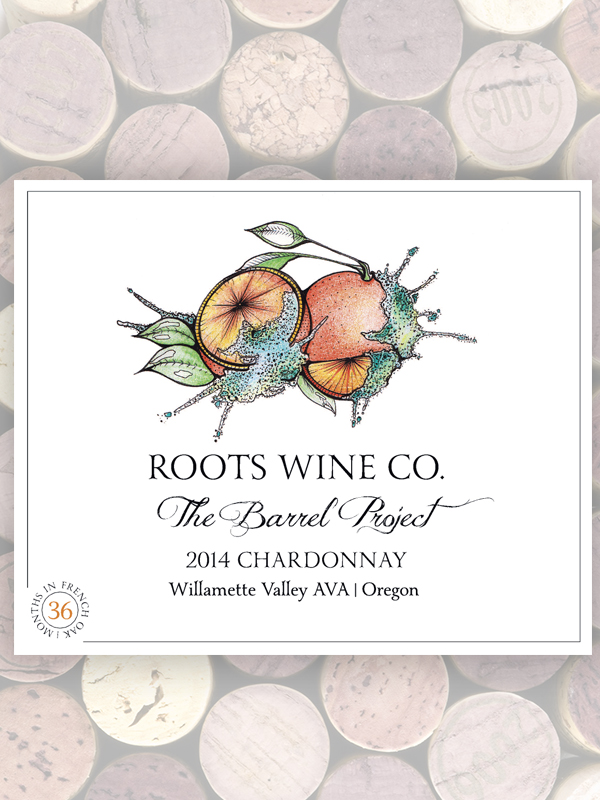 Roots Barrel Project 2014 Chardonnay