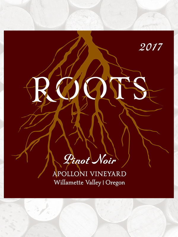 Roots 2017 Apolloni Pinot Noir