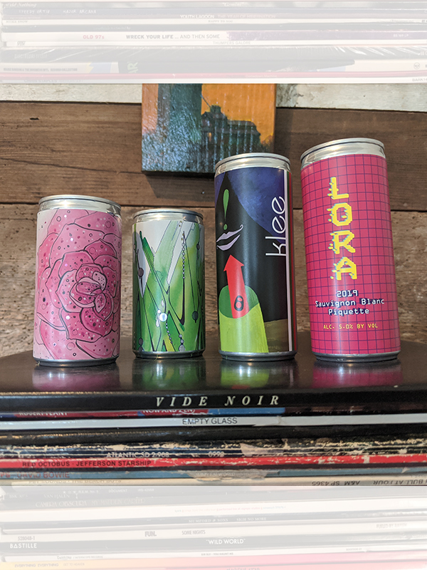 Canned Wine 4-Pack
