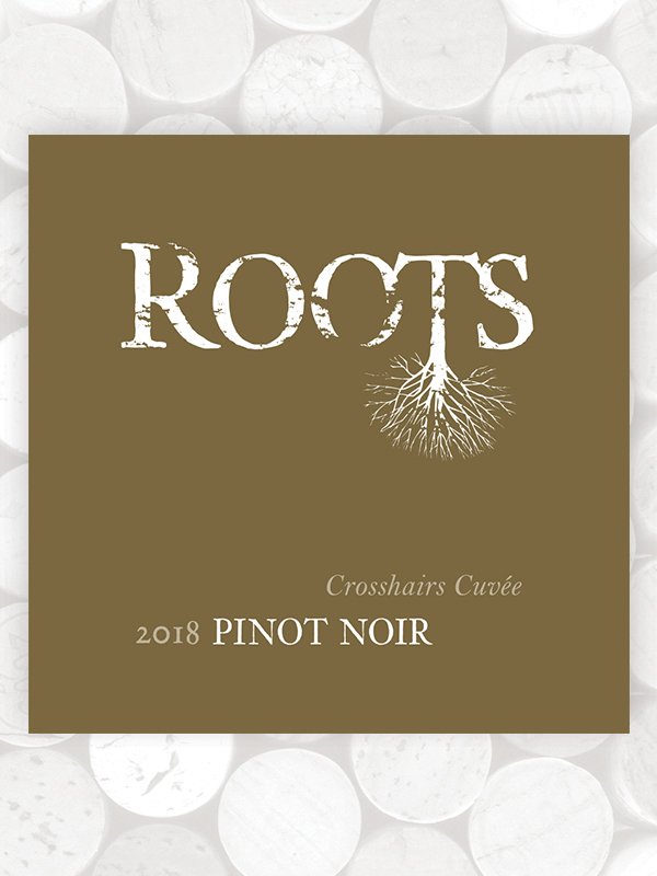 Roots 2018 Crosshairs Pinot Noir