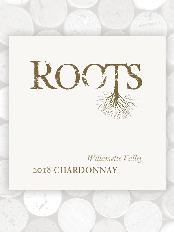 Roots 2018 Chardonnay, Willamette Valley